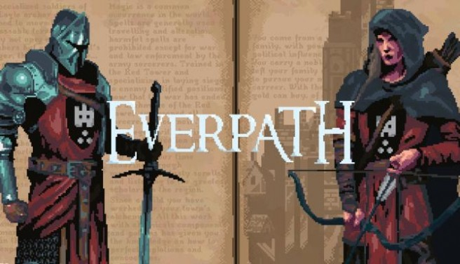 Everpath: A pixel art roguelite Free Download