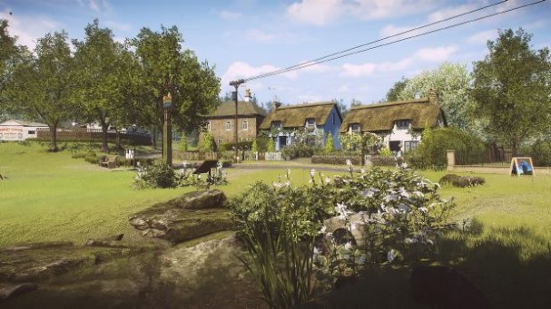 Everybody's Gone to the Rapture PC Crack