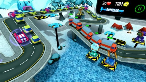 Evil Robot Traffic Jam HD PC Crack