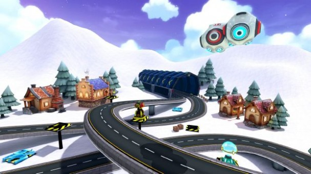 Evil Robot Traffic Jam HD Torrent Download