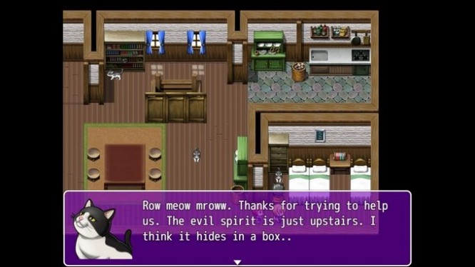 Existential Kitty Cat RPG Torrent Download