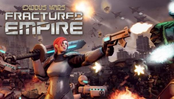 Exodus Wars: Fractured Empire Free Download