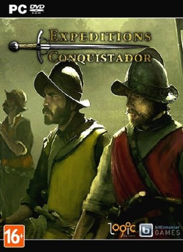 Expeditions: Conquistador Free Download