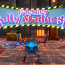 Factory Rally Madness Game Free Download