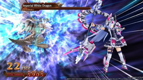 Fairy Fencer F PC Crack