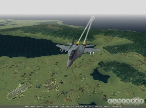 Falcon 4.0: Allied Force Torrent Download