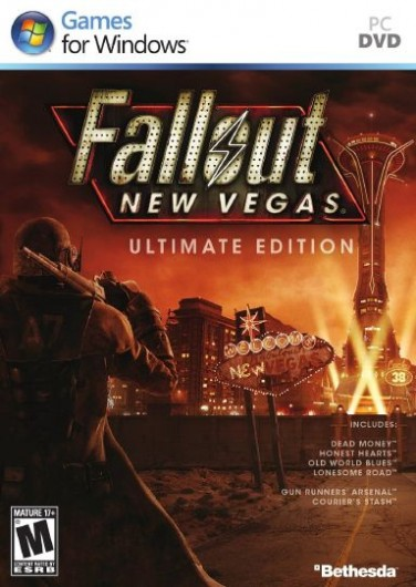 Fallout: New Vegas Ultimate Edition Free Download