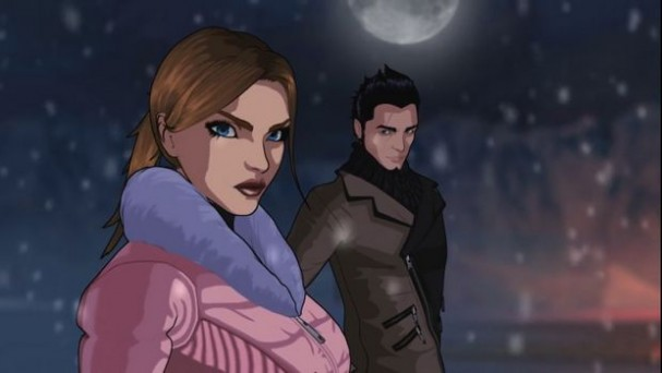 Fear Effect Sedna PC Crack