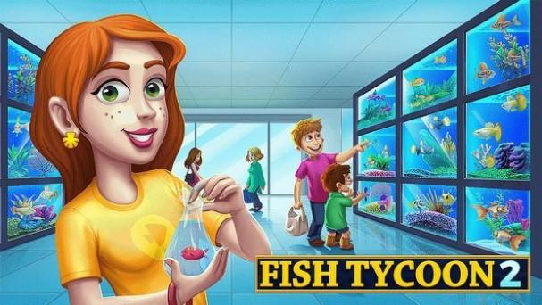 Fish Tycoon 2: Virtual Aquarium Free Download