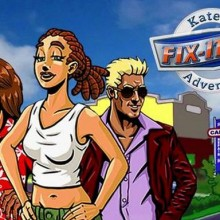Fix-it-up: Kate's Adventure Game Free Download