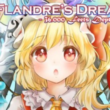 Flandre's dream. - 36000 ft deep - Game Free Download