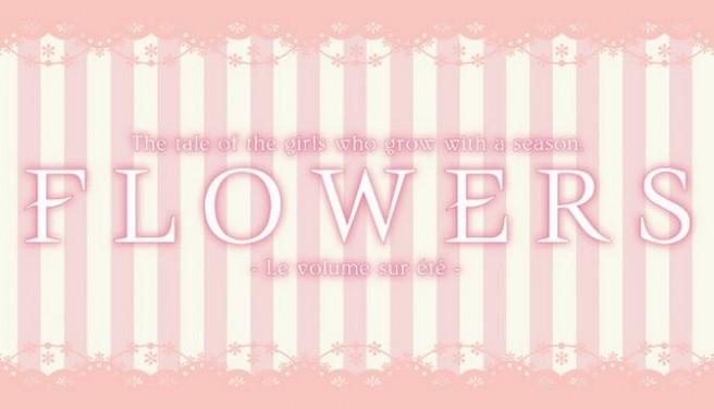 Flowers -Le volume sur ete- Free Download