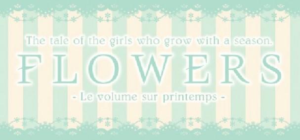 Flowers -Le volume sur printemps- Free Download