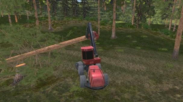 Forest Harvester Tractor 3D Torrent Download