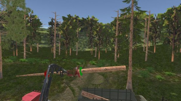 Forest Harvester Tractor 3D PC Crack