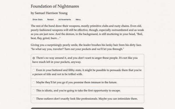 Foundation of Nightmares Torrent Download