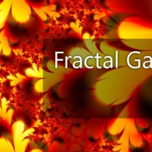 Fractal Gallery VR Game Free Download