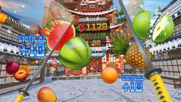 Fruit Ninja VR PC Crack
