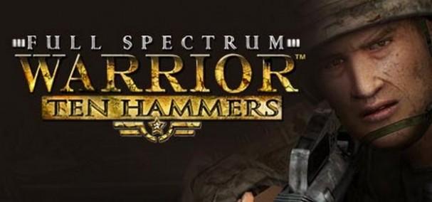 Full Spectrum Warrior: Ten Hammers Free Download