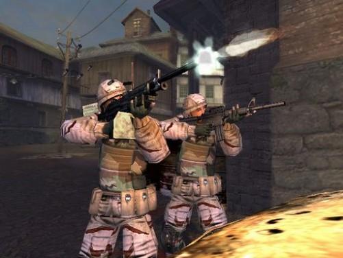 Full Spectrum Warrior: Ten Hammers PC Crack