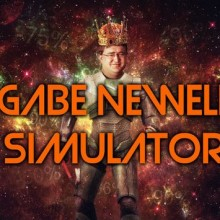Gabe Newell Simulator 2.0 Game Free Download