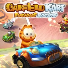 Garfield Kart - Furious Racing Game Free Download