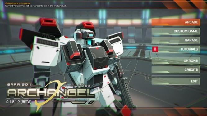 Garrison: Archangel Torrent Download