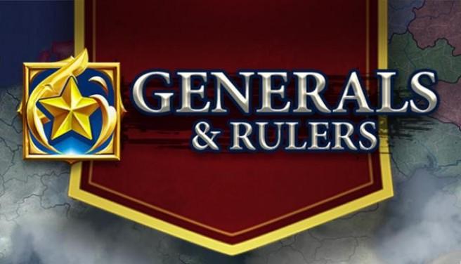 Generals & Rulers Free Download
