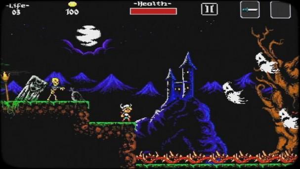 Ghoulboy Dark Sword of Goblin PC Crack