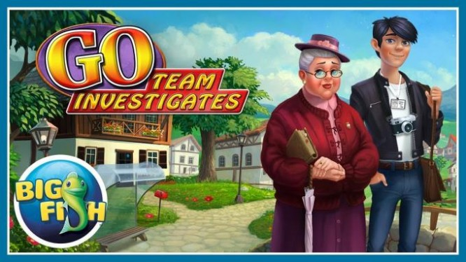 GO Team Investigates: Solitaire and Mahjong Mysteries Free Download