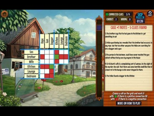 GO Team Investigates: Solitaire and Mahjong Mysteries PC Crack