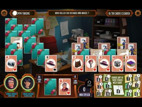 GO Team Investigates: Solitaire and Mahjong Mysteries Torrent Download