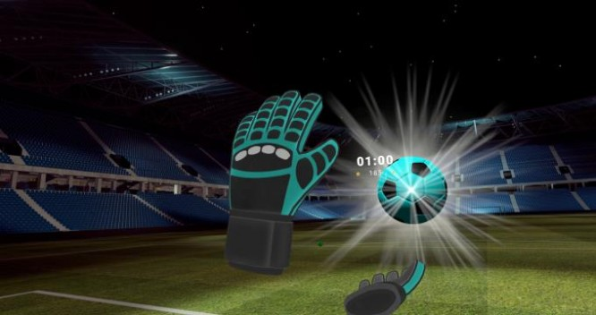 Goalkeeper VR Challenge PC Crack