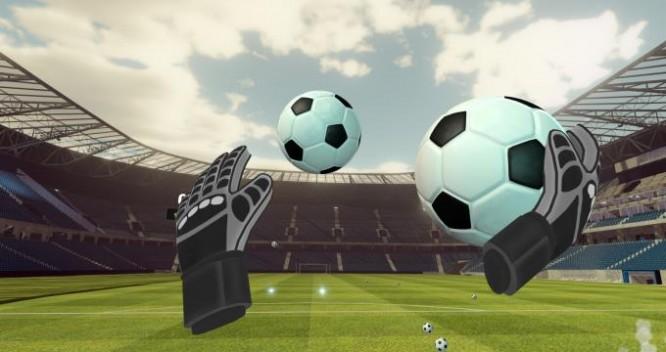 Goalkeeper VR Challenge Torrent Download
