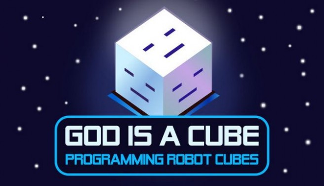 God is a Cube: Programming Robot Cubes Free Download