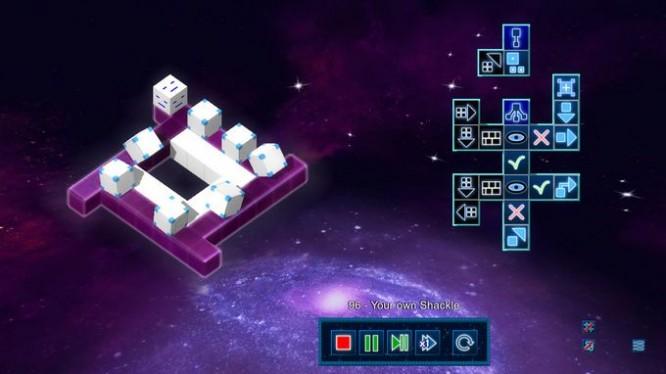 God is a Cube: Programming Robot Cubes PC Crack