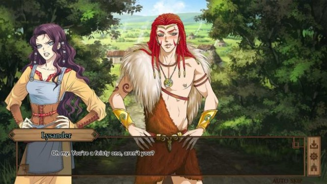 Gods of Love: An Otome Visual Novel PC Crack