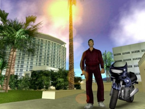 Grand Theft Auto: Vice City Torrent Download