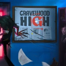 Gravewood High Game Free Download