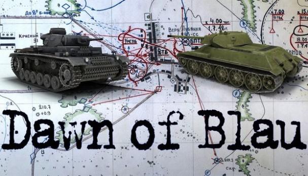 Graviteam Tactics: Dawn of Blau Free Download
