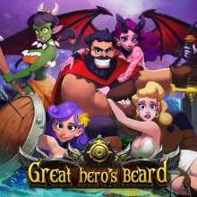 Great Hero's Beard Game Free Download