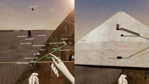Great Pyramid VR PC Crack