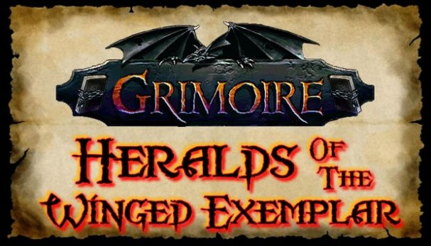 Grimoire : Heralds of the Winged Exemplar Free Download