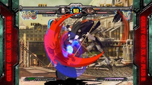 Guilty Gear XX Accent Core Plus R PC Crack