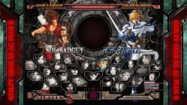 Guilty Gear XX Accent Core Plus R Torrent Download
