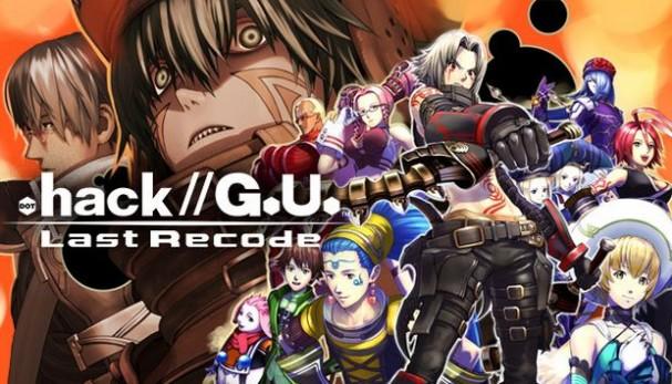 .hack//G.U. Last Recode Free Download