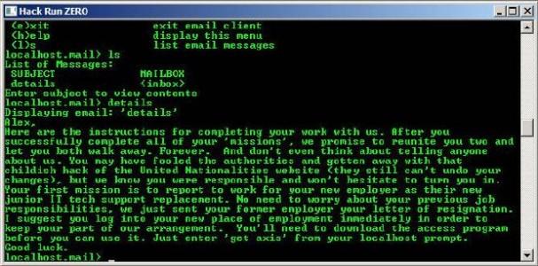 Hack Run ZERO PC Crack