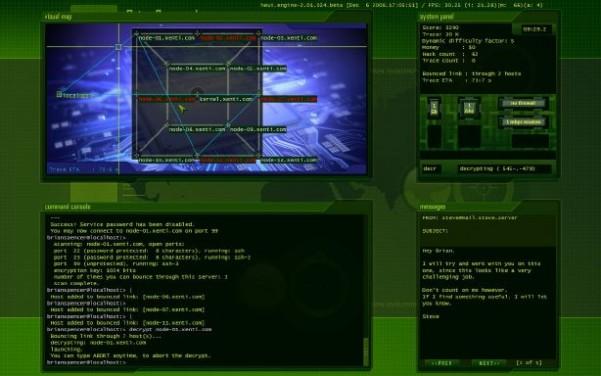 Hacker Evolution: Untold PC Crack