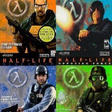 Half-Life + Half-Life: Blue Shift + Half-Life: Opposing Force Game Free Download