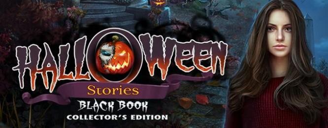 Halloween Stories: Black Book Free Download